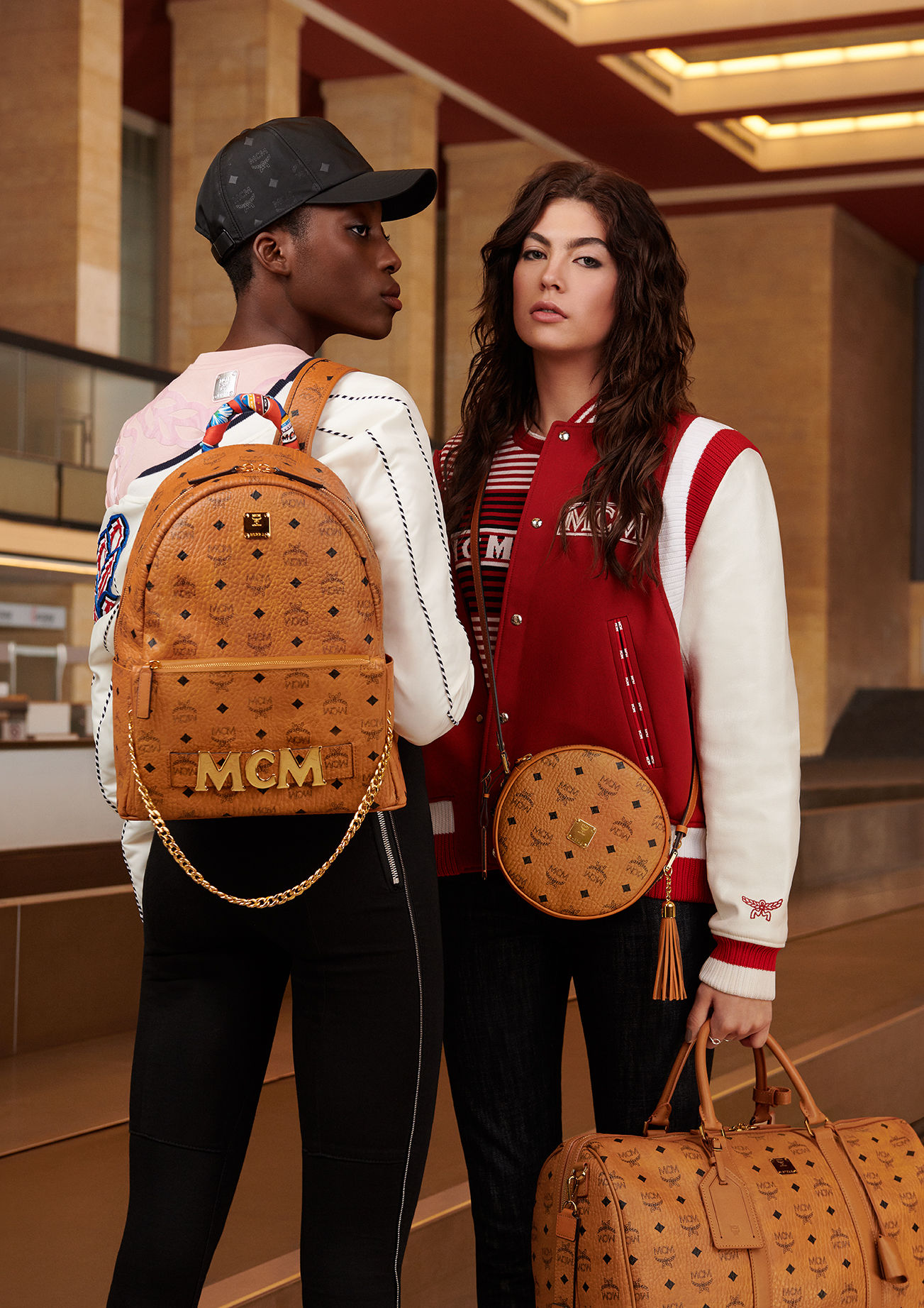 Tobias Wirth Photography MCM Digital Campaign 2018