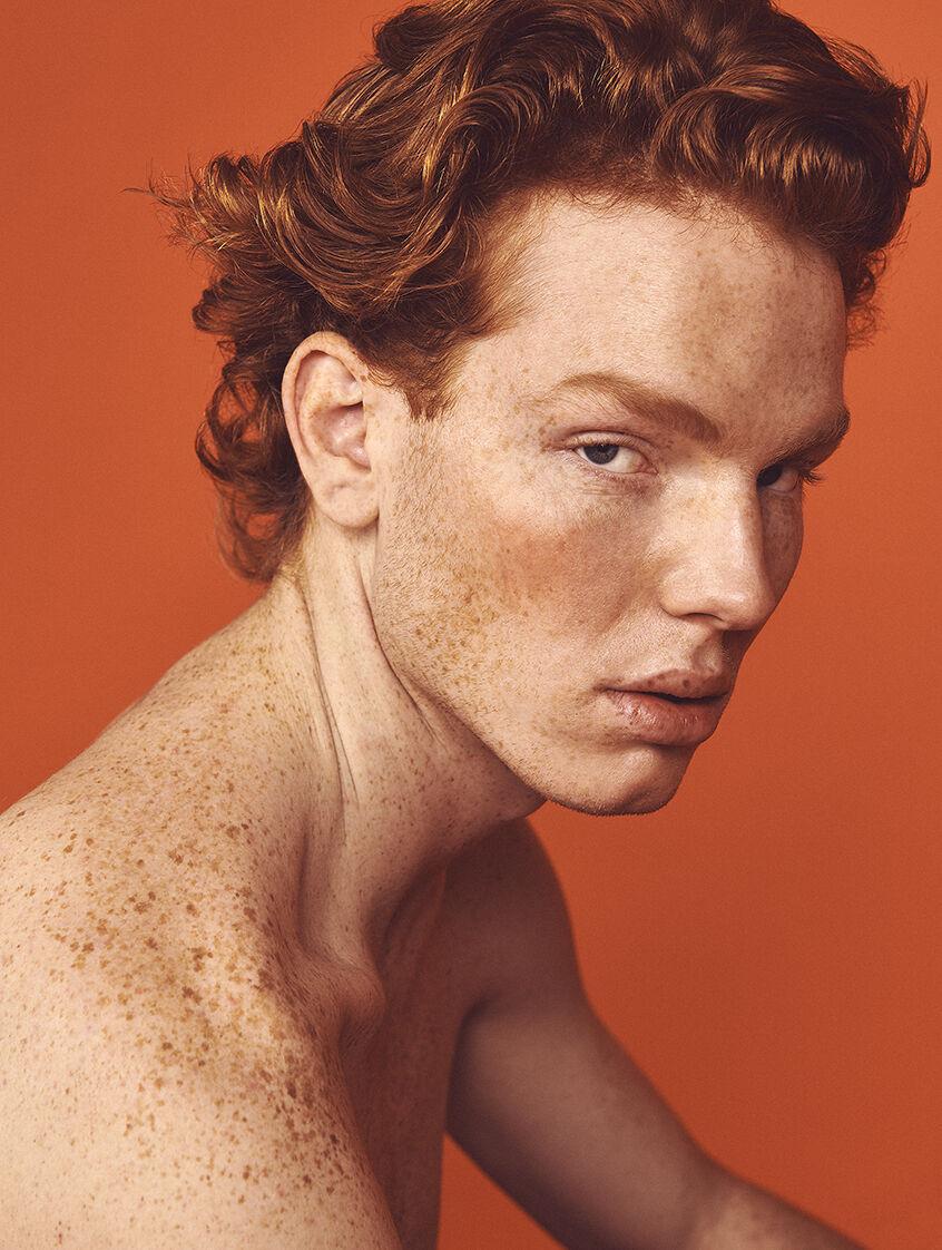 Tobias Wirth Photography <span>THE ORANGE BOY  – </span>QUALITY MAGAZINE