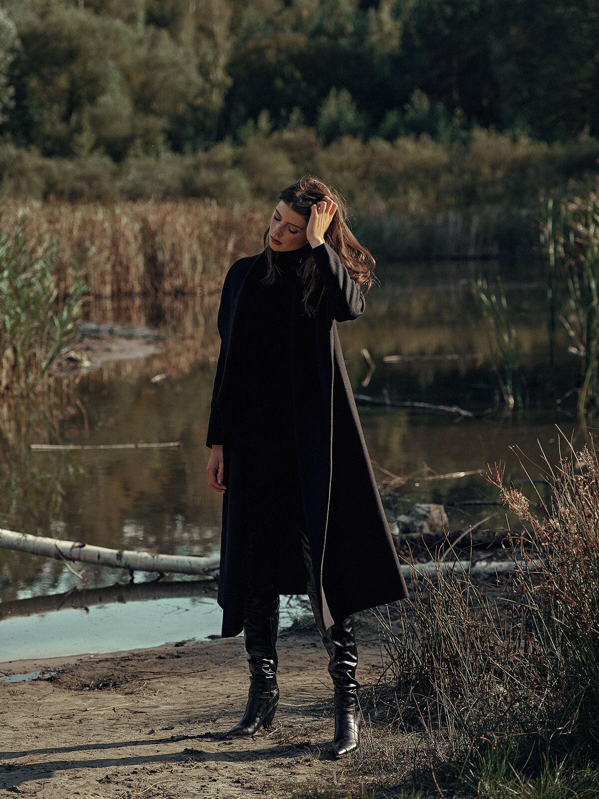 Tobias Wirth Photography <span>FALLING LEAVES</span>HARPERS BAZAAR UKRAINE