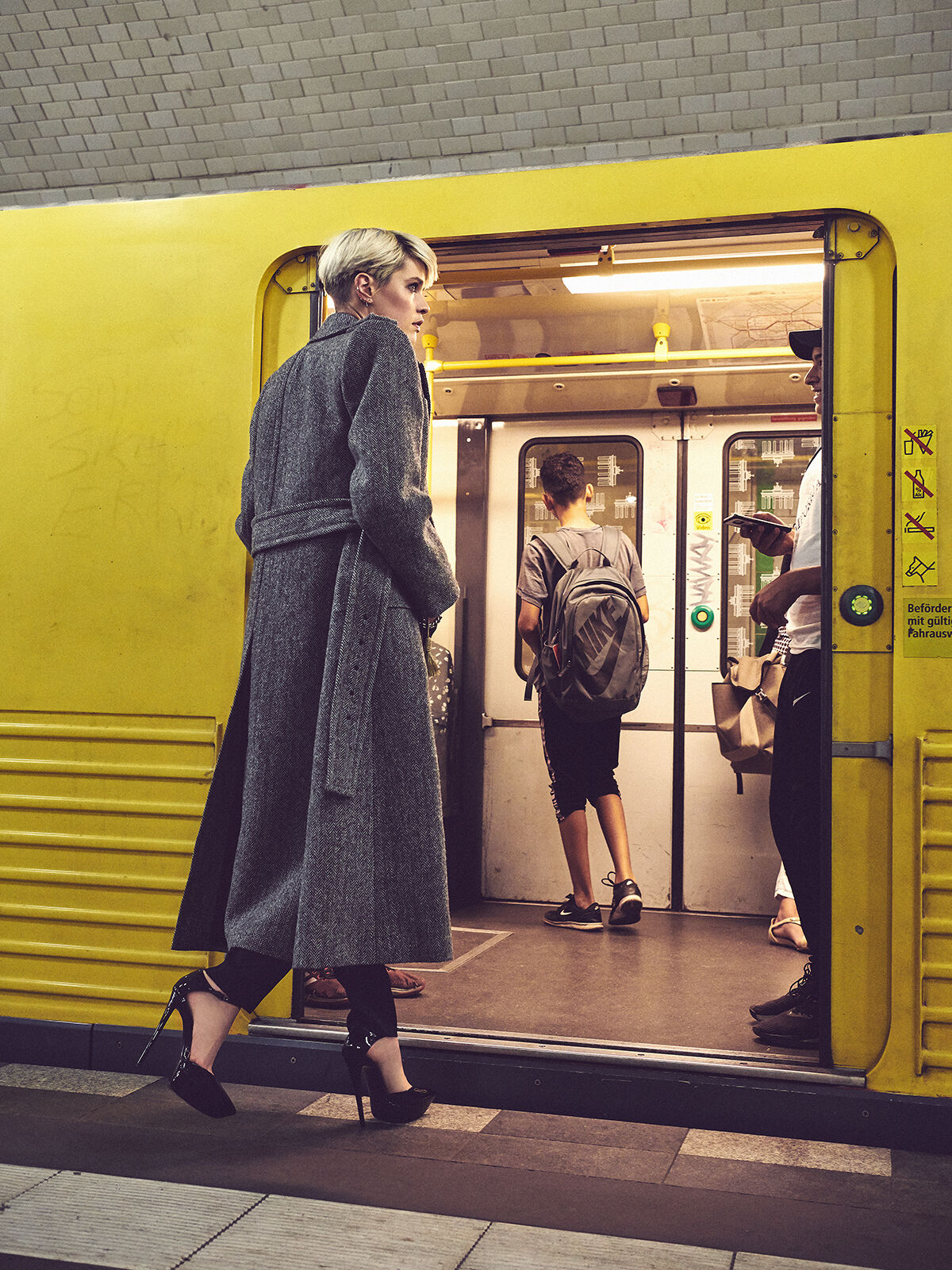 Tobias Wirth Photography <span>ONE DAY IN BERLIN</span>ELLE SERBIA