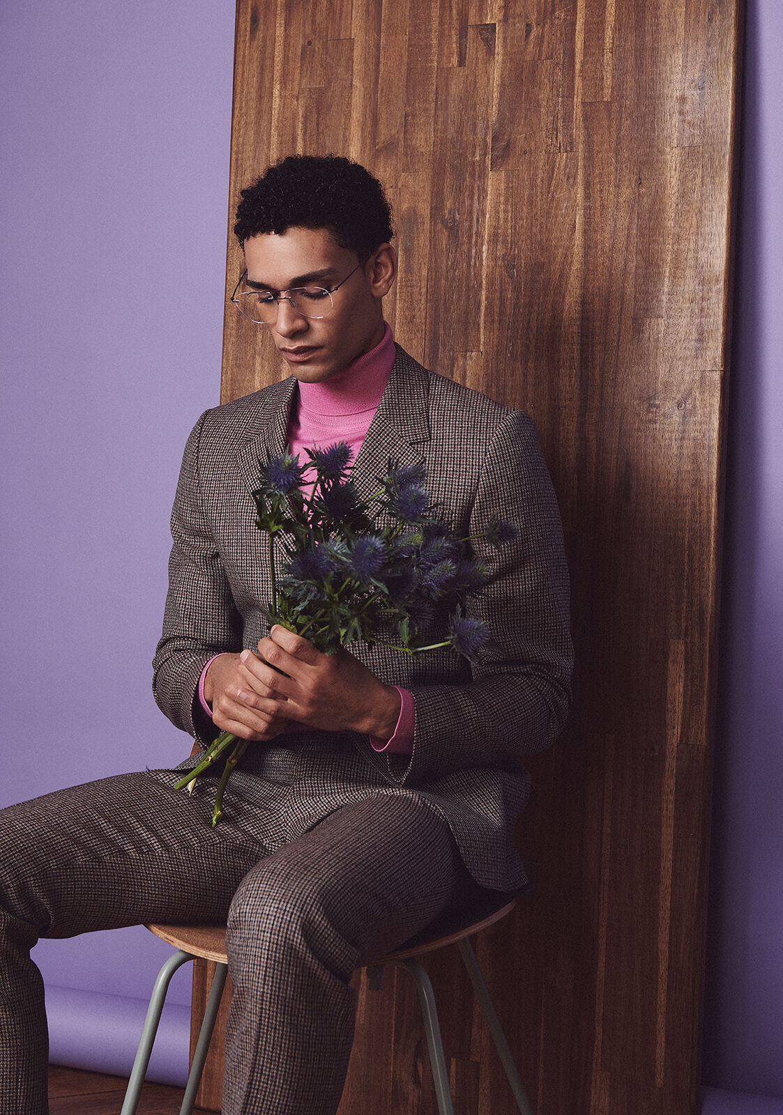 Tobias Wirth Photography <span>THE MAN WITH THE THISTLES</span>MODO x SPECTR